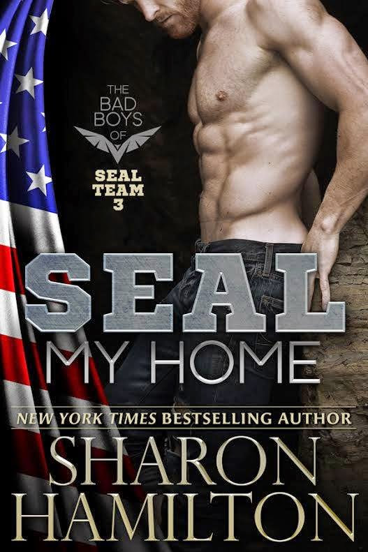SEAL My Home by Sharon Hamilton Blog Tour, Giveaway