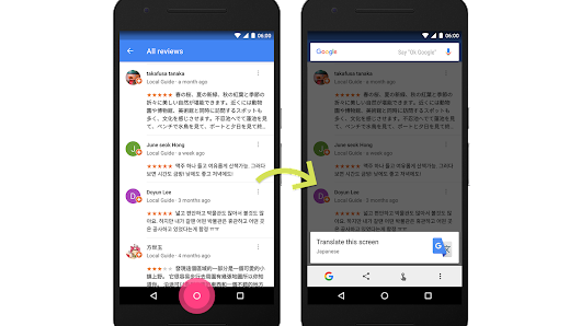 Google's Now on Tap is adding near-instant translation to Android
