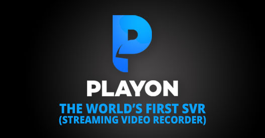 PlayOn: Record streaming media, watch anytime, even offline.