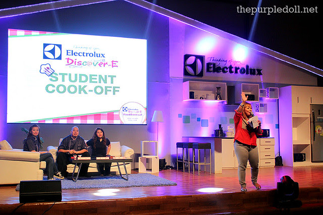 Electrolux Student Cook-Off
