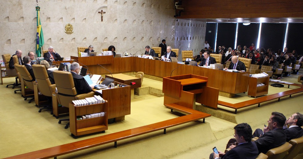 Plenário do STF (Foto: Nelson Jr./SCO/STF)