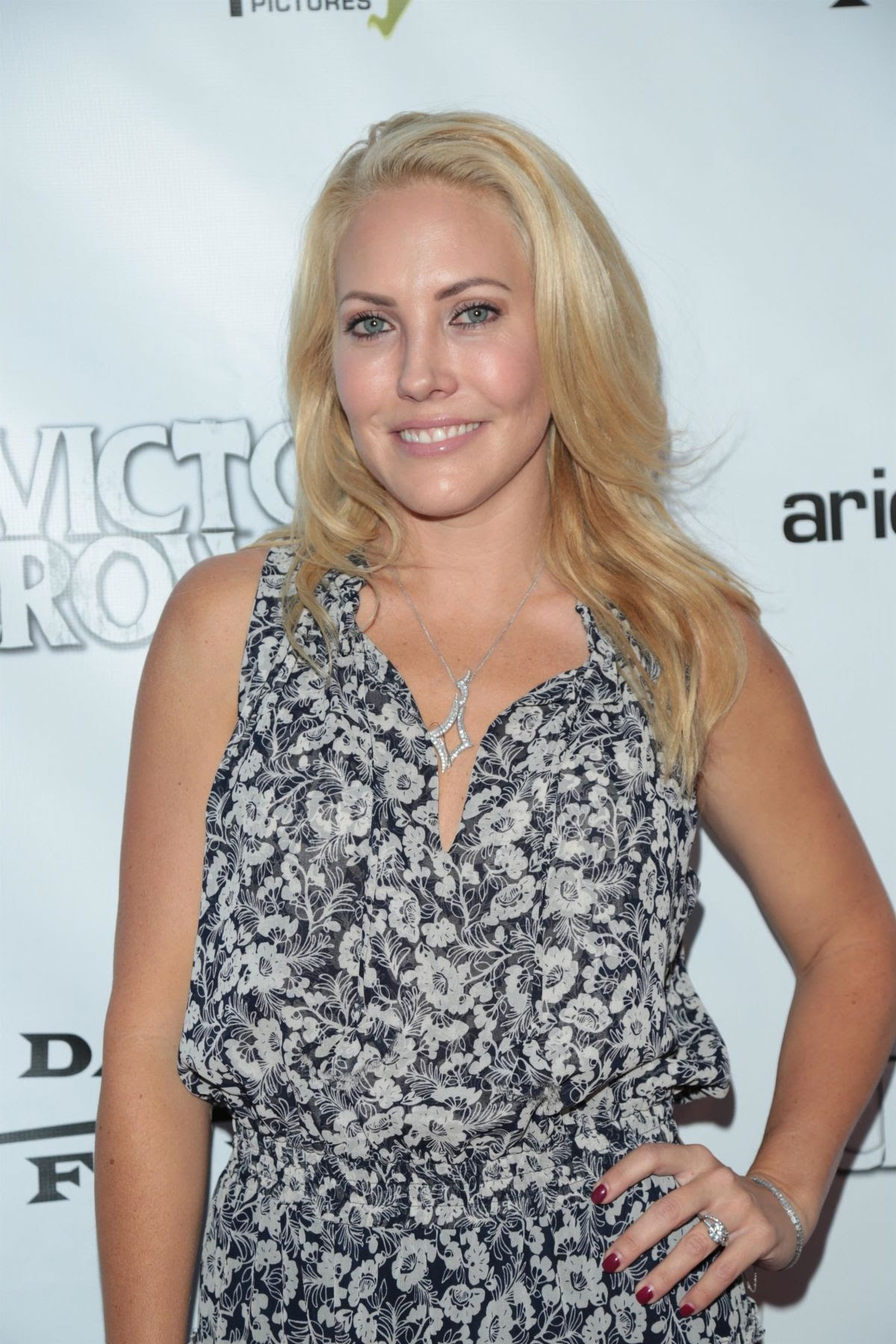"Mercedes McNab At ""Hatchet"" 10th Anniversary red carpet ..."
