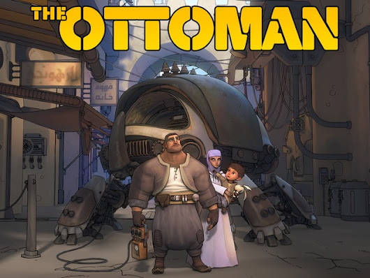 The Ottoman - animated short film