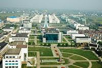 China Medical City (CMC), Taizhou, Jiangsu, China.