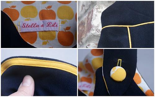 Tea Party Dress details