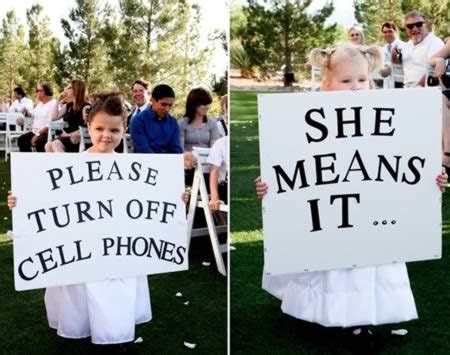 10 Funniest Wedding Signs   wedding sign   Oddee