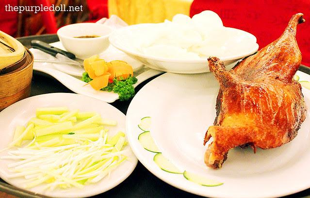 Peking Duck 2 Ways (Half) P1,050