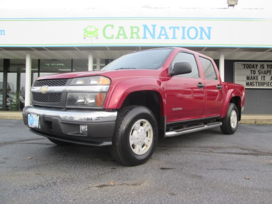 2005 Chevrolet Colorado Z71 Crew Cab 4WD for sale at Car Nation | Used Cars Zanesville