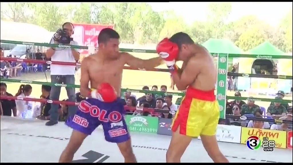 เดชอำนาจ ศ.กุลวงศ์ vs ศรีจันทร์(สปป.ลาว) ศึกแรดโกลด์ กำปั้นสะท้านโลก 23/2/2560 ย้อนหลัง Muaythai HD - YouTube