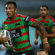 Rabbitohs centre dons soccer boots for Charity Shield clash