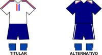 Uniforme Selección Pirayuense de Fútbol