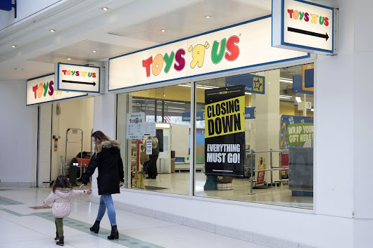 Toys 'R' Us Is Prepping to Liquidate Its U.S. Operations