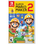 Super Mario Maker 2 [Switch Game]
