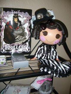 Alexia Manga Doll Fan Art