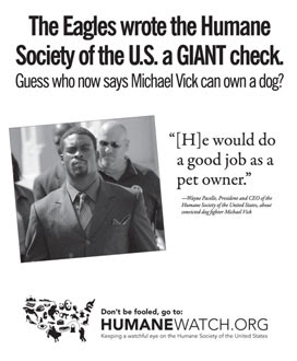 Join the conversation at HumaneWatch.org