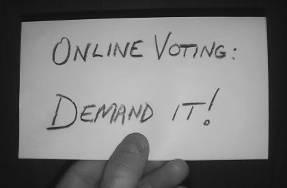The Right Way To Demand Online Voting