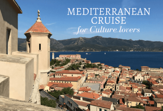 A Mediterranean cruise for culture lovers - with Voyages to Antiquity