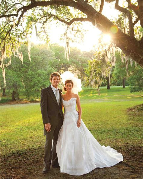 formal pastel colored wedding outdoors  charleston