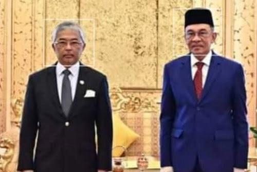 Agong panggil pemimpin parti bukti Anwar ada sokongan