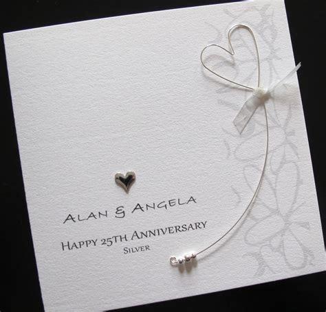 25th wedding anniversary cards   Google Search   Arts