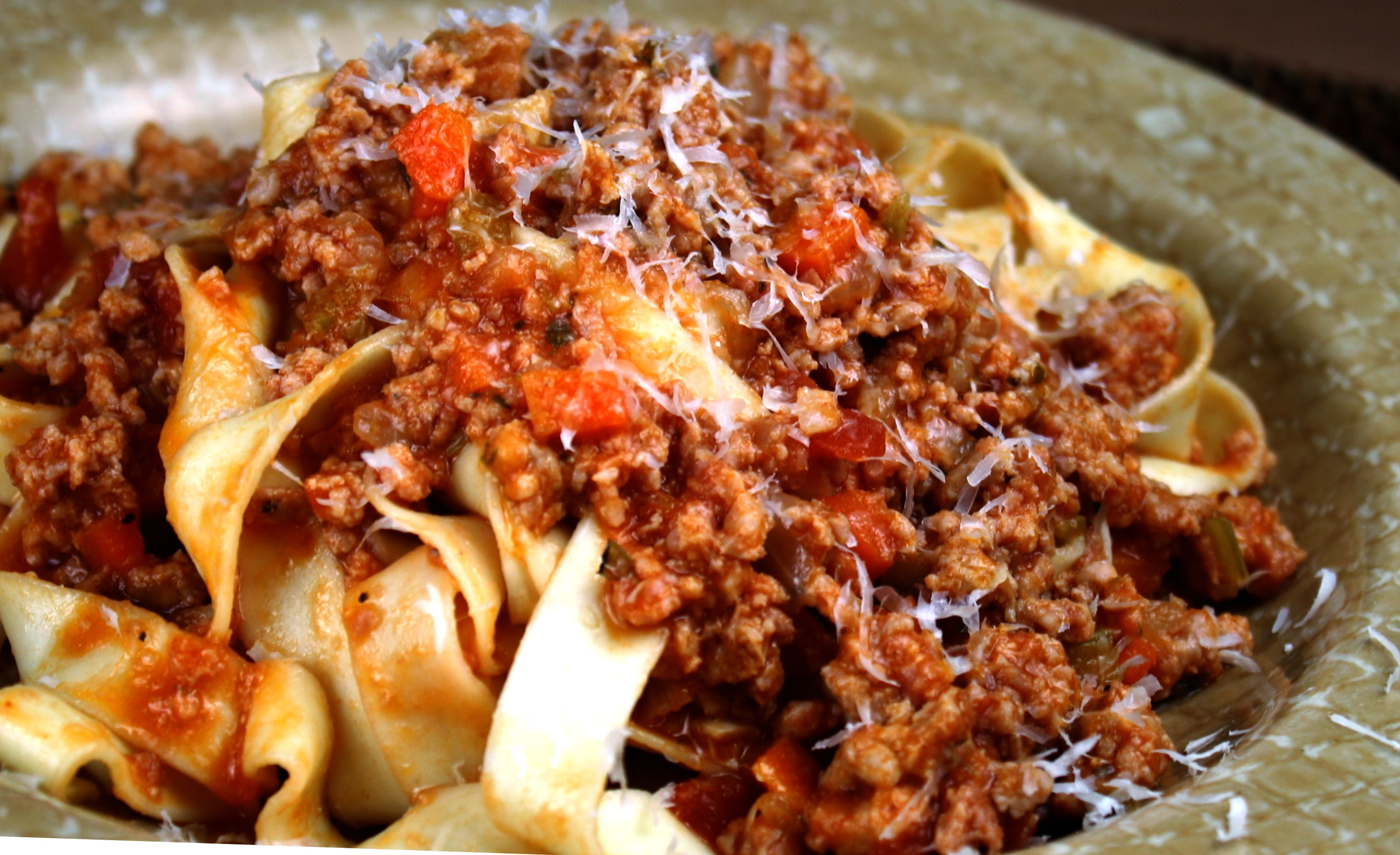 Pappardelle Bolognese Recipe24