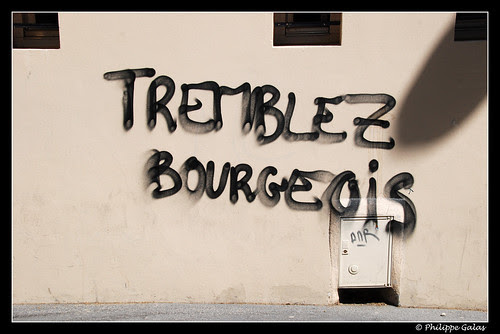 Tremblez bourgeois