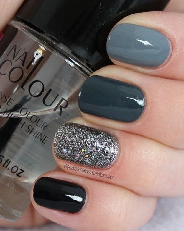 Trendy Nails Fall Manicures