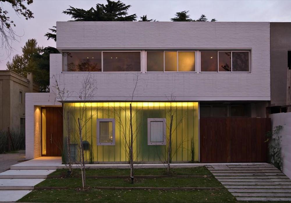 Casa en La Horqueta - ARQUITECTONIKA