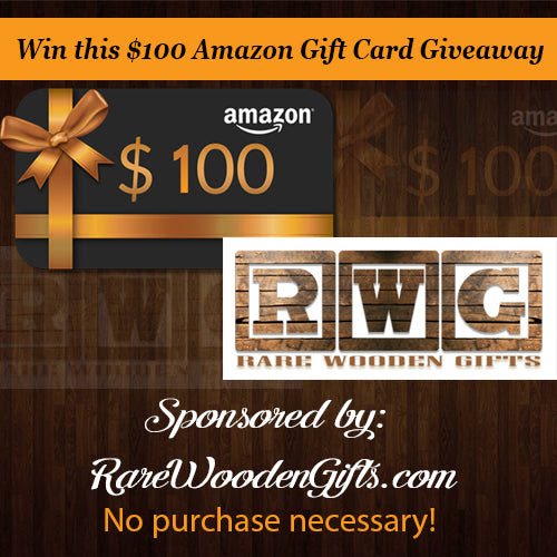 Win this $100 Amazon eGift Card Holiday Giveaway - No Purchase Necessary