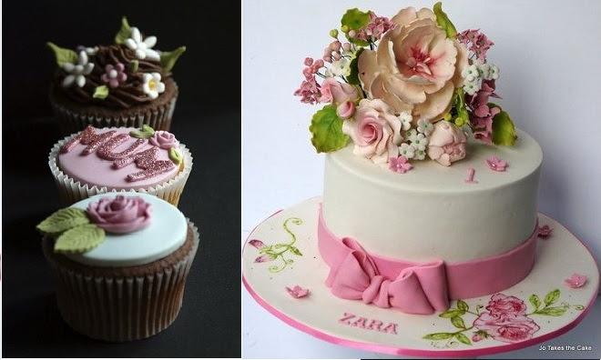 Mothers Day Cakes Cake Geek Magazine