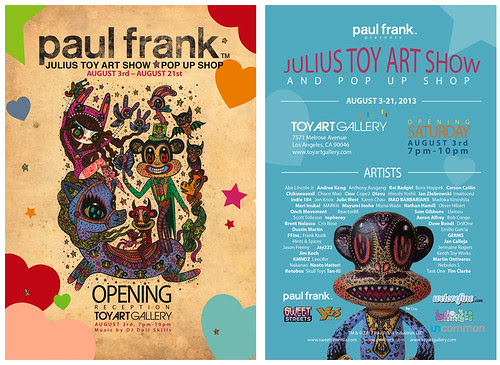 PAUL-FRANK-JULIUS-FLYER