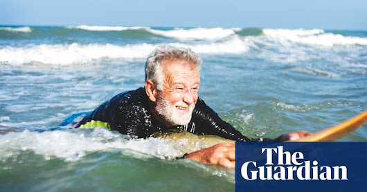 Age against the machine: the secret to enjoying a long life | Society | The Guardian
