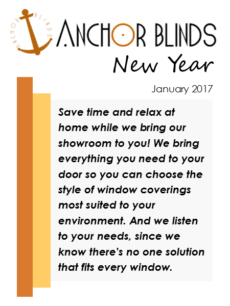 New Year Newsletter 2017