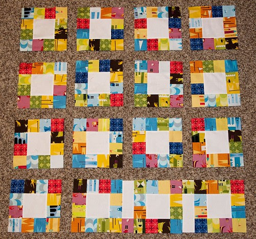 Pattern Testing_Lucky Squares Quilt