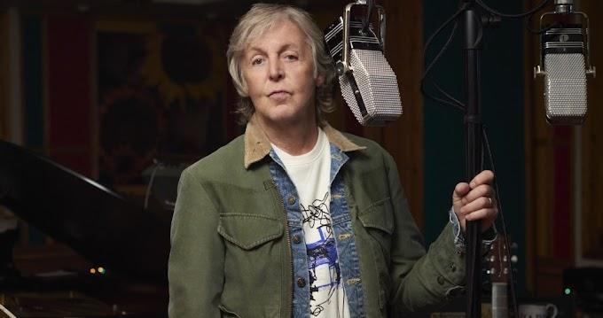 """Paul McCartney garante o primeiro álbum solo número 1 em 31 anos: """"Obrigado a todos"""""""