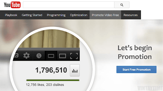 How to Promote a YouTube Video Absolutely Free of Cost