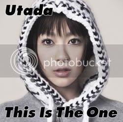 Utada - This is the one (album cover)