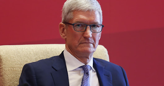 Apple could be used as a 'bargaining chip' in China-US trade war