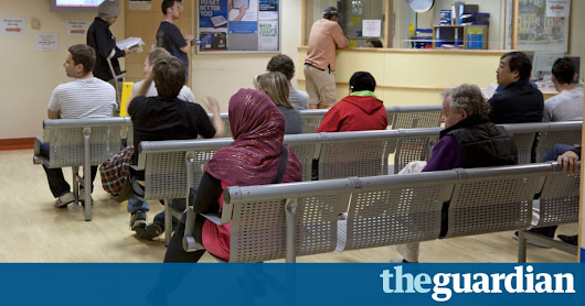 More than 2m people wait over four hours in A&E, figures show | Society | The Guardian