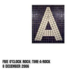 Time-A-Rock