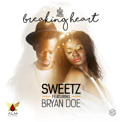 Sweetz ft Bryan Doe - Breaking Heart(Remix) by Lon Wolf