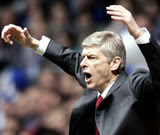 Wenger: Nothing up his sleeve