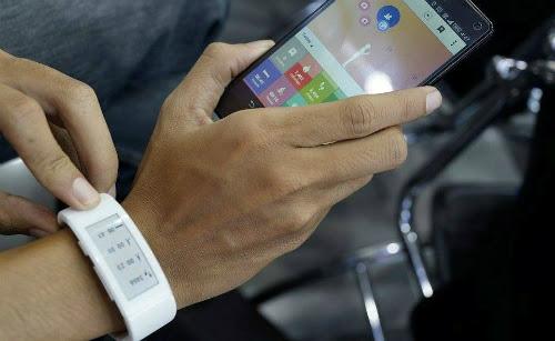 Các loại thiết bị đeo tay của Sony vẫn luôn chiếm nhiều ưu thế trên thị trường này. Ảnh: Thanh Viên.