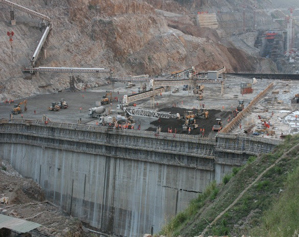 Grand Rennaisance Dam