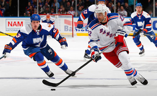 Klein's goal helps Rangers rally past Islanders