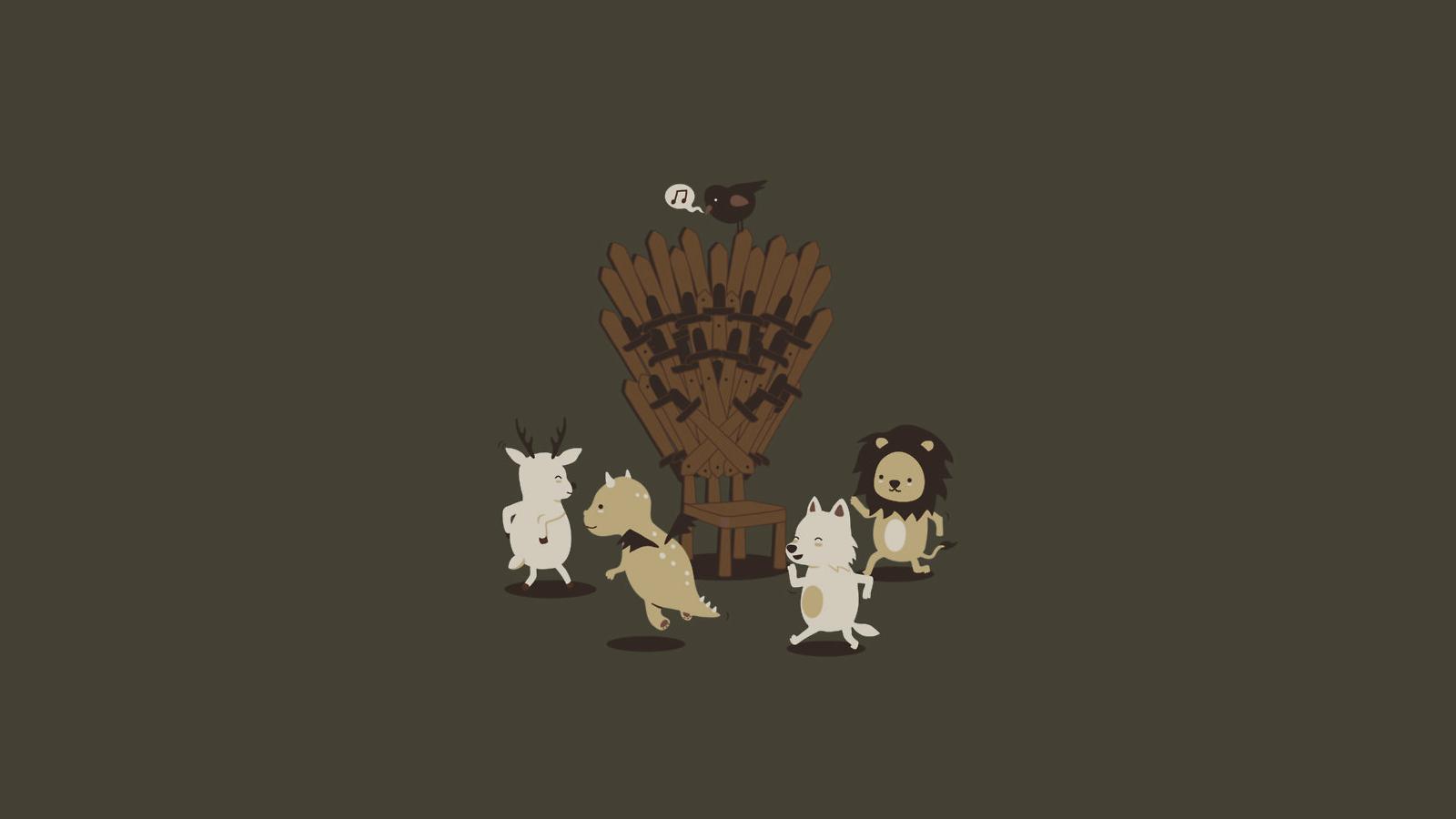 Game Of Thrones Minimalist Wallpaper Star