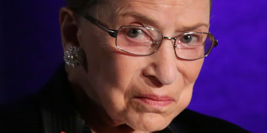 Ruth Bader Ginsburg Writes Scathing 35-Page Dissent In Birth Control Case