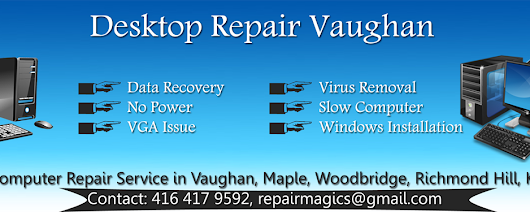 Computer Repair Vaughan | Repair Magic