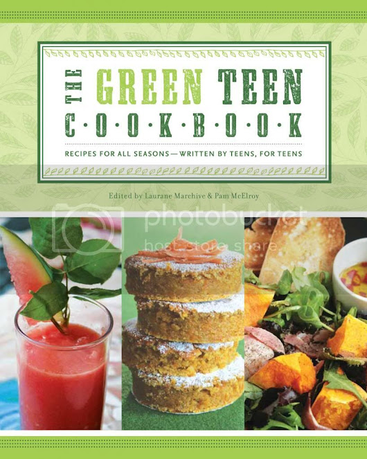 Review: The Green Teen Cookbook