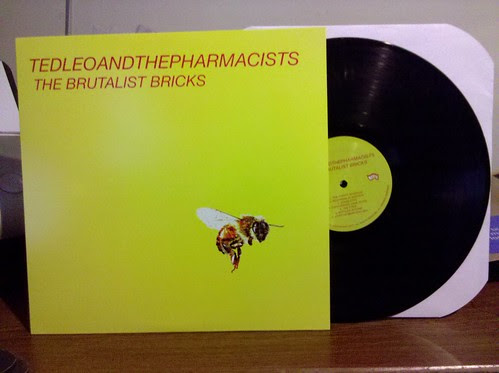 Ted Leo / Pharmacists - The Brutalist Bricks LP by factportugal